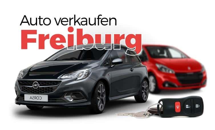 Auto verkaufen Freiburg